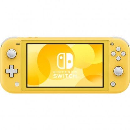 Nintendo Switch Lite - Amarillo SOLO 188€