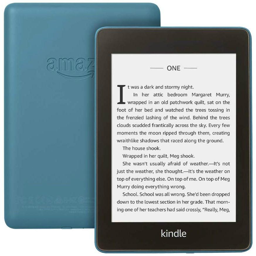 Kindle Paperwhite (2018) 8GB WiFi IPX 8 - Twilight Azul