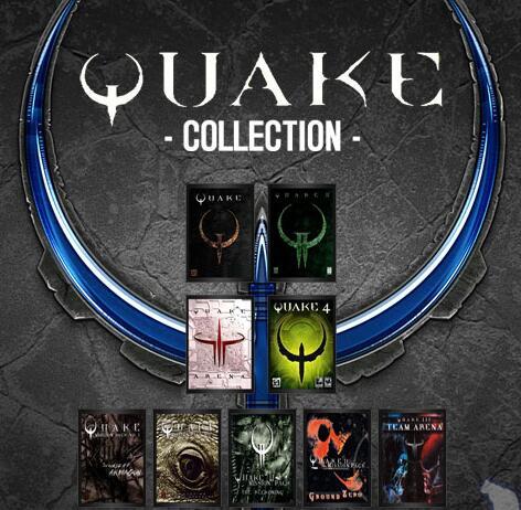 Quake Collection [Steam]
