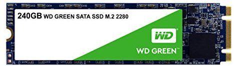 WD Green M2 240gb