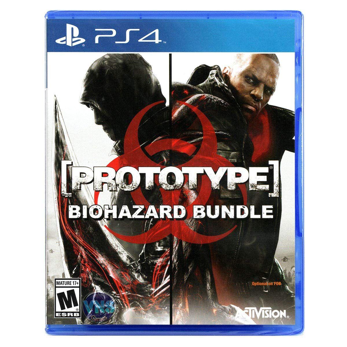 Prototype Biohazard Bundle PS4/PS5 ( Prototype 1 + 2)