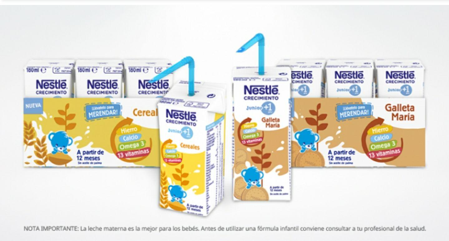 Recogida GRATIS Nestle Junior +1