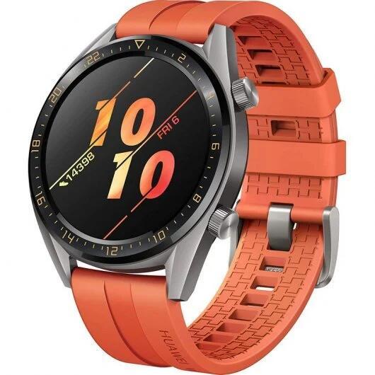Huawei Watch GT, 46 mm, Sport, Naranja por sólo 69€