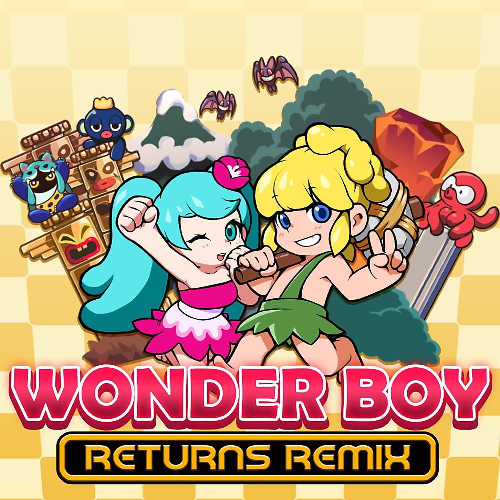 Wonder Boy Returns Remix PS4