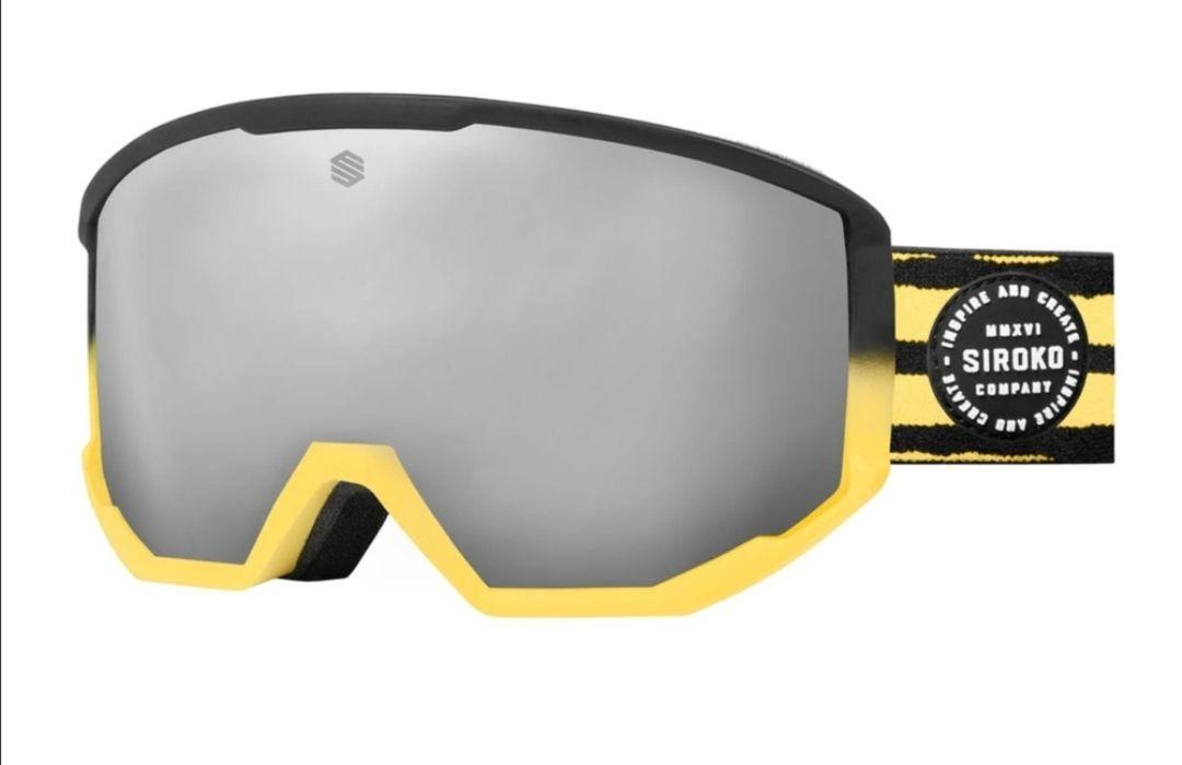 Gafas de Esquí y Snow Siroko G1
