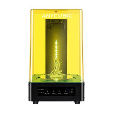 Máquina curado lavado para Impresora Resina 3D ANYCUBIC desde ESPAÑA