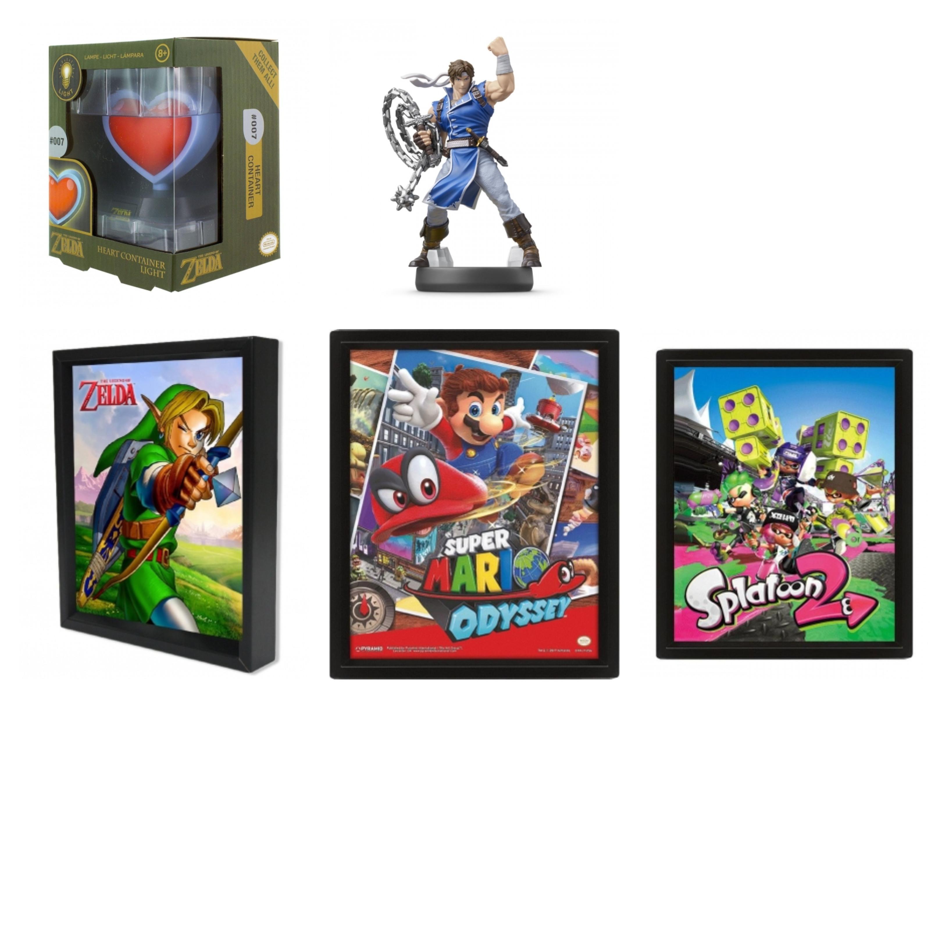 Regalos - Lampara Zelda, Posters 3D