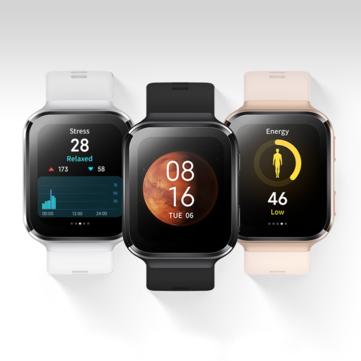 Smartwatch 70mai Saphir Watch 1.78 pulgadas GPS 326PPI Pantalla táctil AMOLED 5ATM