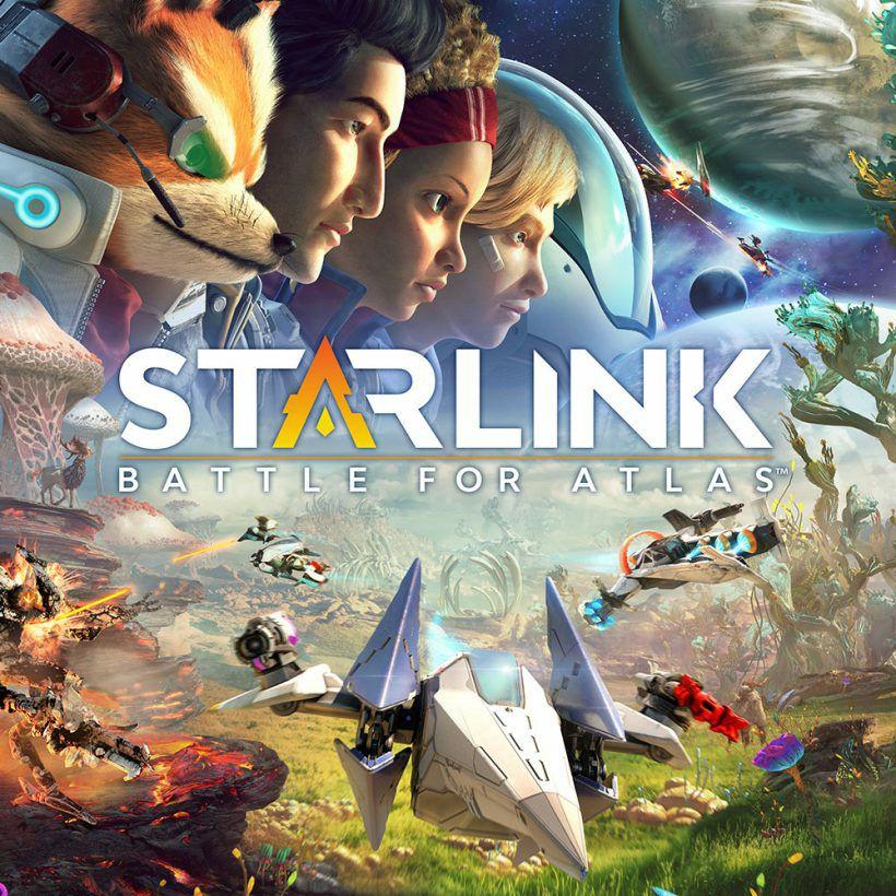 Liquidación Starlink - Juegos y figuras