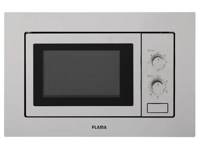 Microondas Integrable FLAMA 9205FL (20 L - Con Grill - Inox)