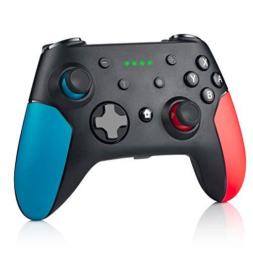 Mando inalámbrico compatible con Nintendo Switch, PS3 y PC (Disponible en 2 colores)