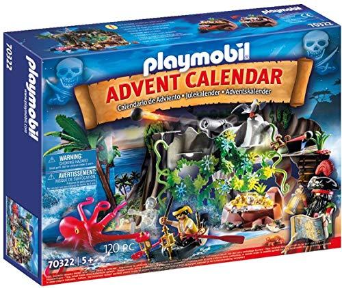 Calendario de Adviento Piratas Playmobil