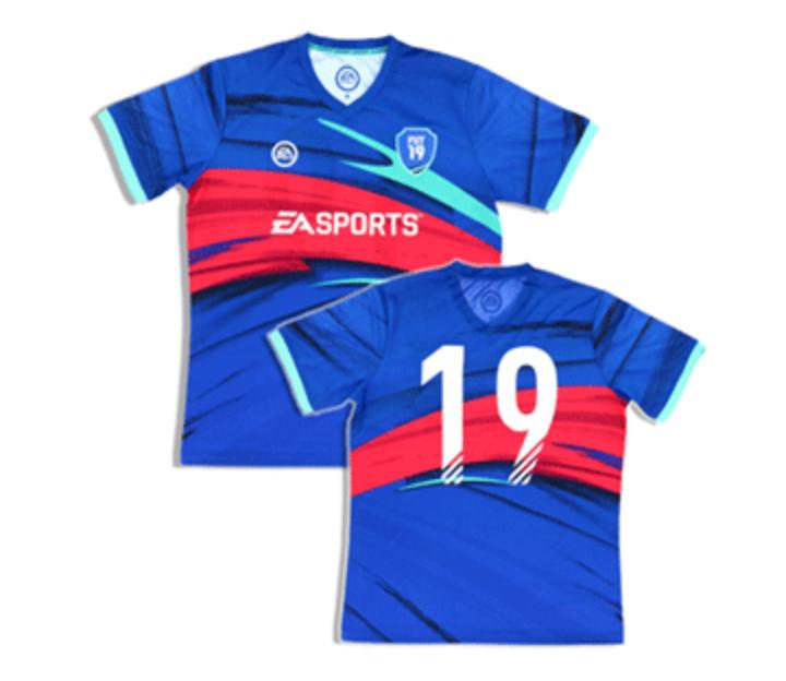 Camiseta de fútbol oficial FIFA 19 - Por solo 4,95€!!