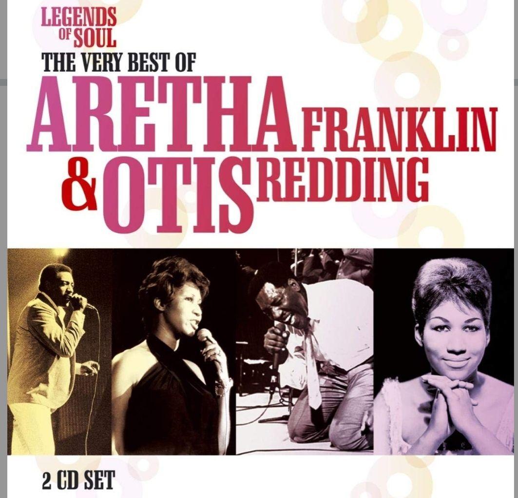 Legends Of Soul - The Very Best Of Aretha Franklin & Otis Redding