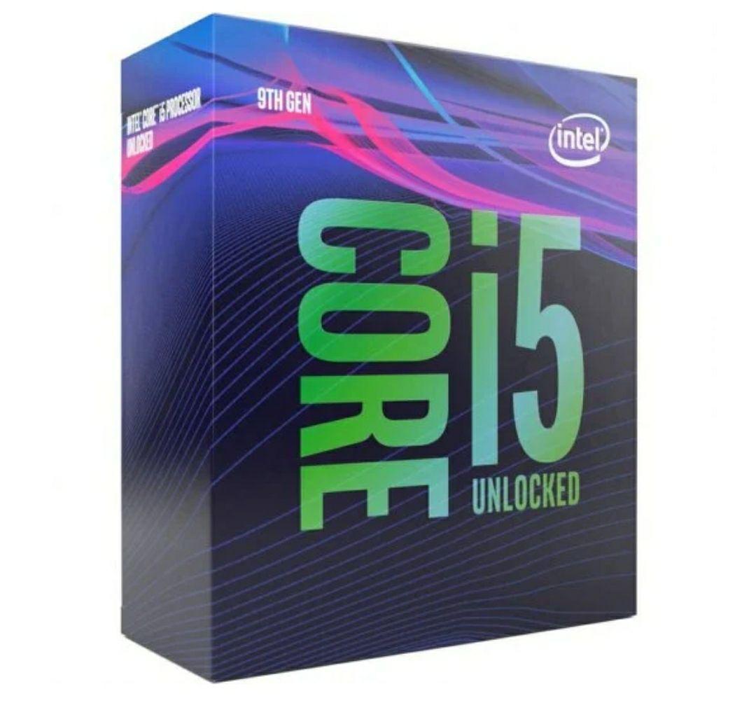 Procesador Intel Core i5-9600K (Envío Rápido)