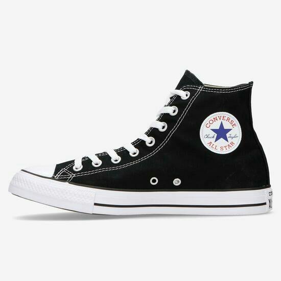 Converse all star high. En Negro o Blanco. TALLAS 41-45