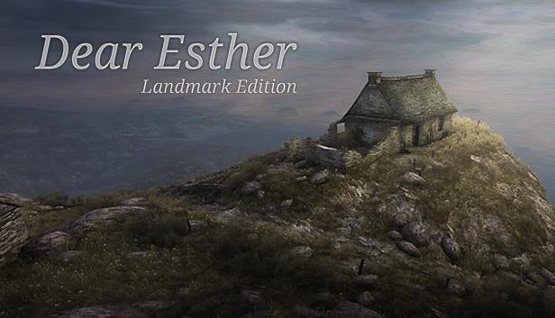 Dear Esther: Landmark Edition (Walking Simulator para Steam)
