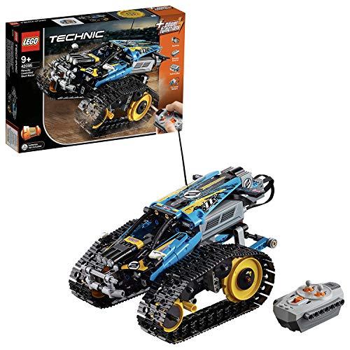 LEGO Technic - Vehículo Acrobático a Control Remoto, Set 2 en 1 (42095)