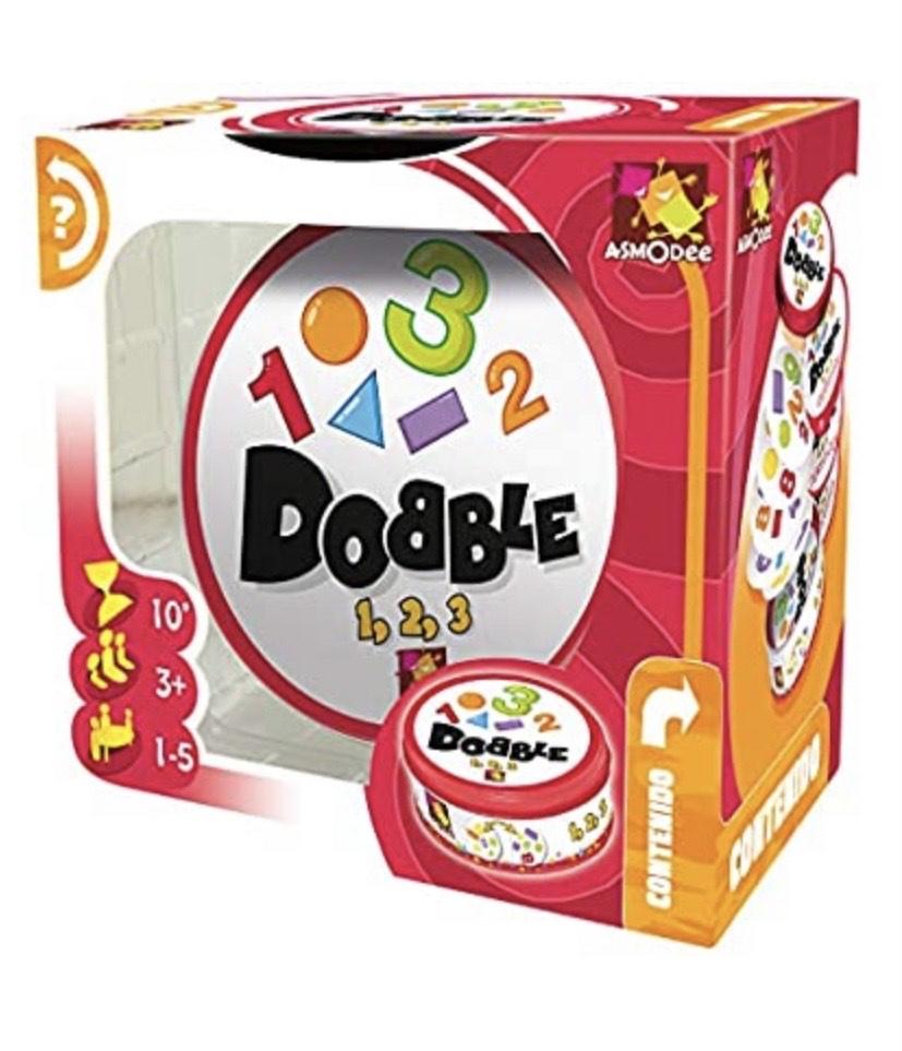 Dobble Zygomatic- Formas Y Números - Español/Portugués