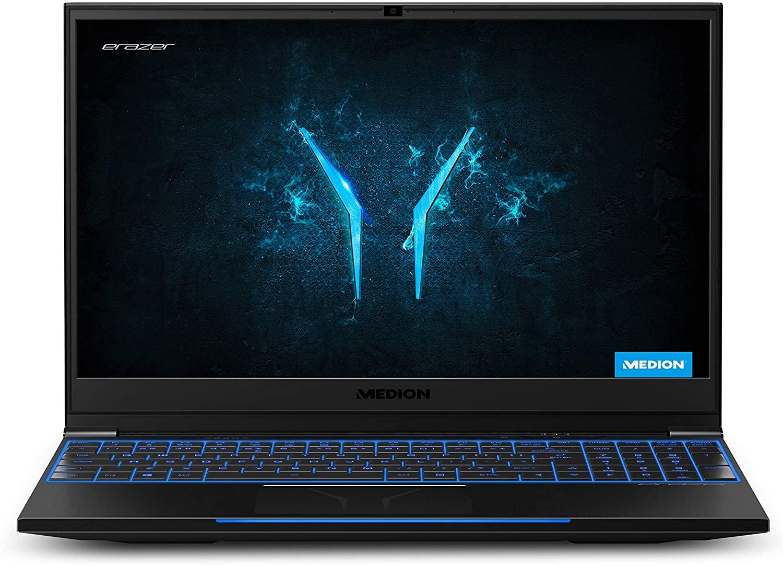 Portátil Gaming Medion X6807 MD61385, i5, 16 GB, 256 GB SSD, GeForce GTX 1060 6GB