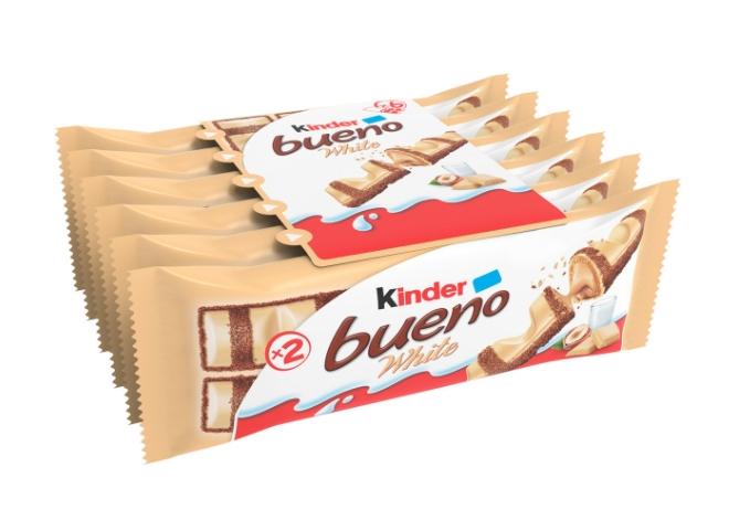 Kinder Bueno pack 6x2