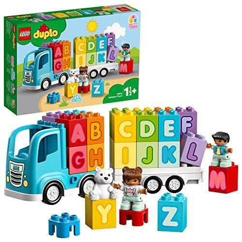 Camión alfabeto de LEGÓ Duplo