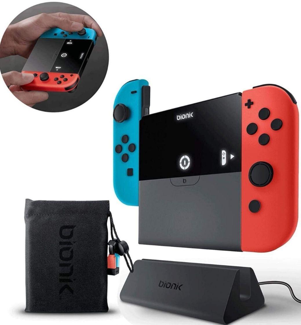 Power Plate Portable Power System For Switch Console And Joy-Con [Nintendo Switch] Precio Mínimo!