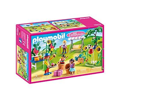 PLAYMOBIL Dollhouse Fiesta de Cumpleaños Infantil
