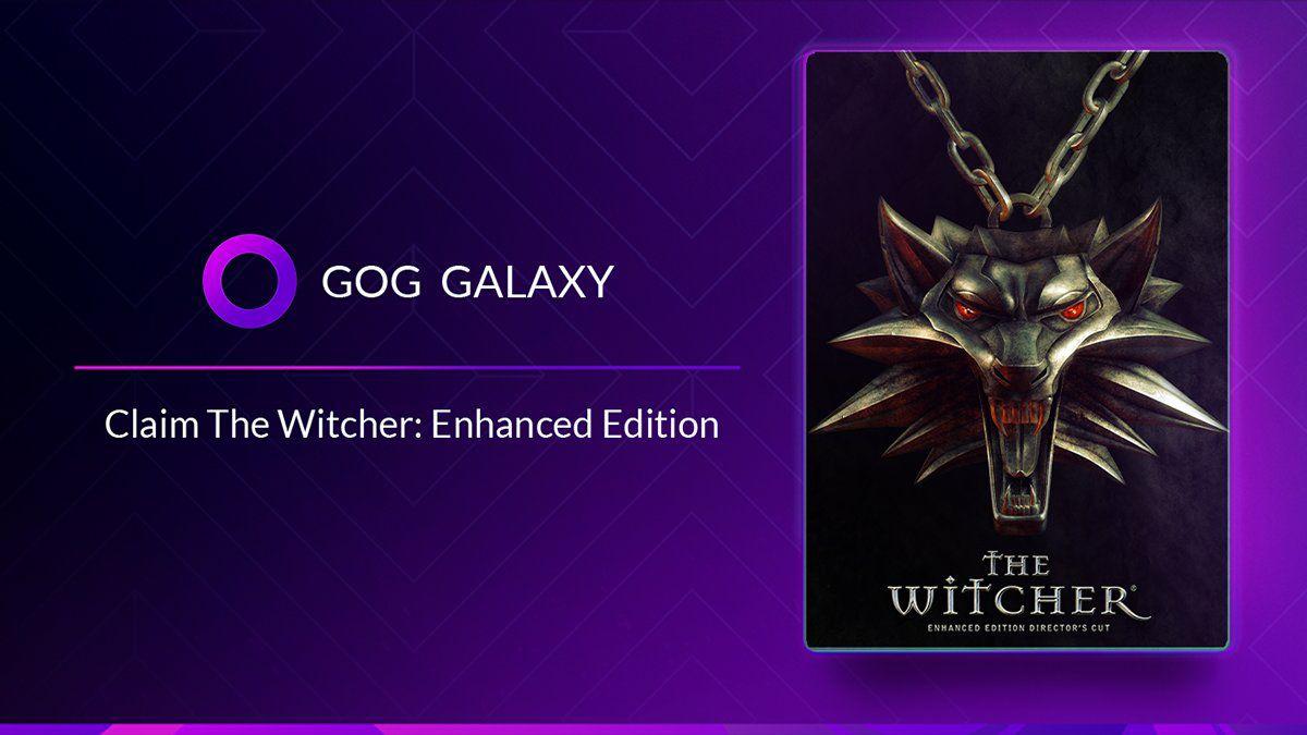 The Witcher 1 gratis