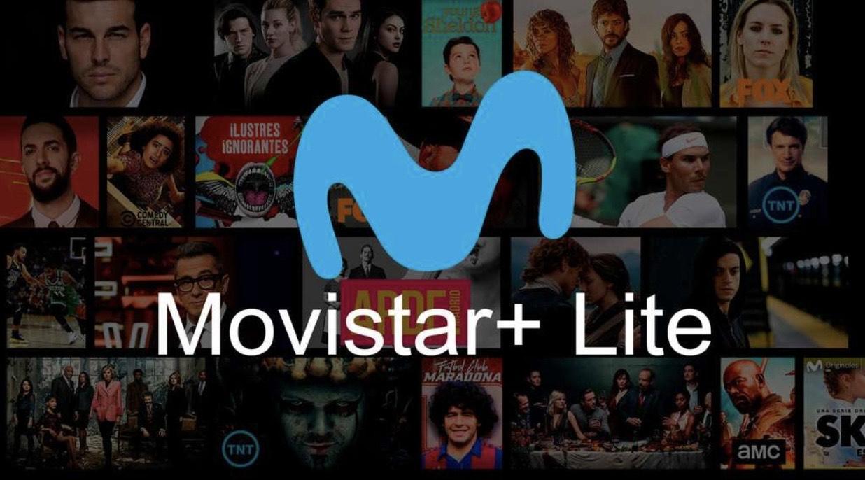 Tv Movistar + Lite hasta 28feb
