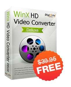 WinX HD Video Converter Deluxe [licencia de por vida, V5.16.2]