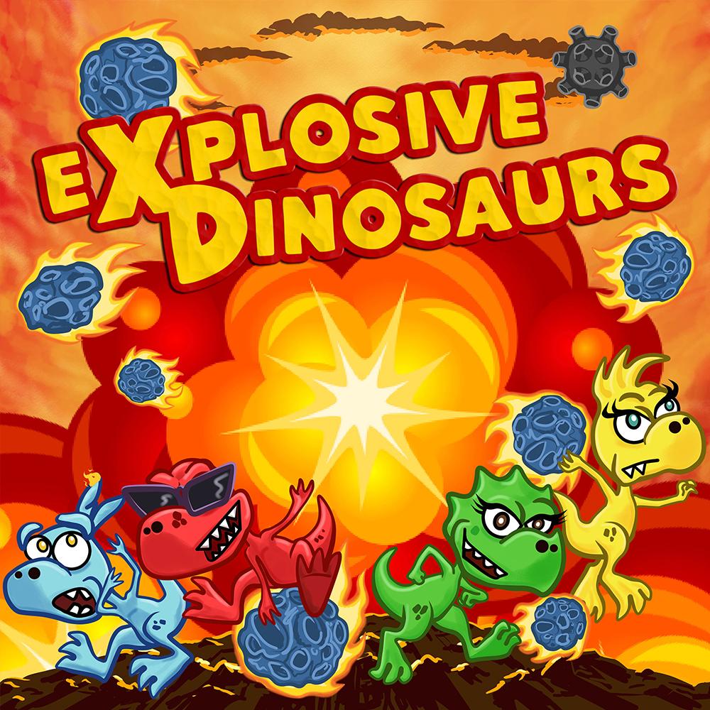 Explosive Dinosaurs para Nintendo Switch -60%