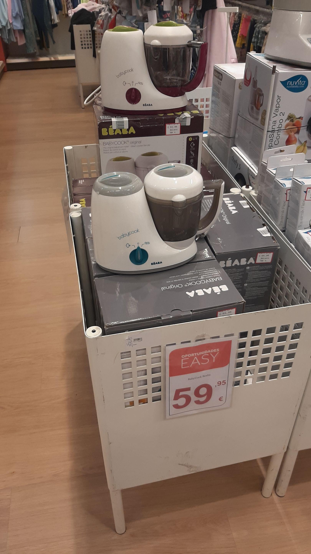 Robot de cocina en Prenatal San Fernando (Madrid)