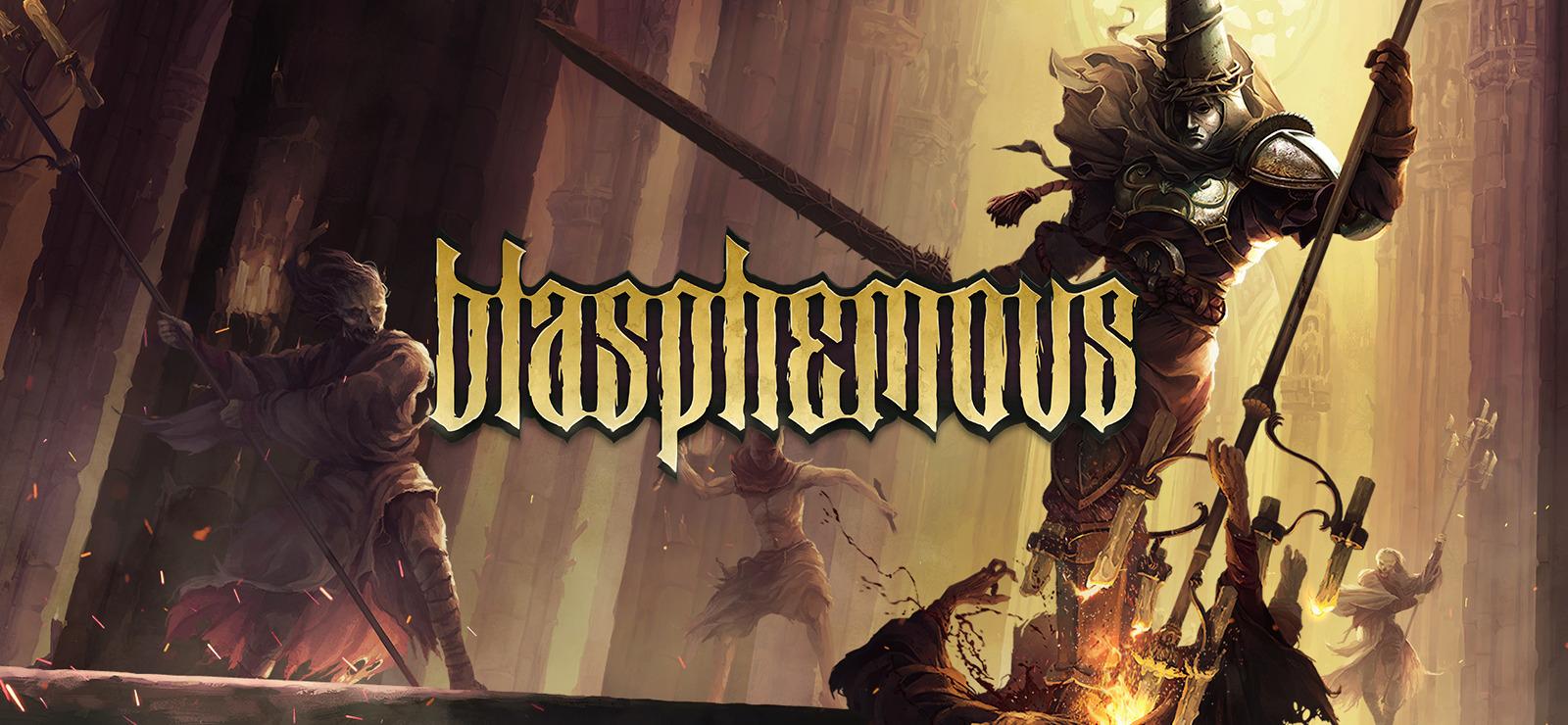 Blasphemous (GOG Rusia)