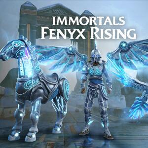 GRATIS :: Paquete de personajes para Immortals Fenyx Rising (PC, Consolas y Stadia)