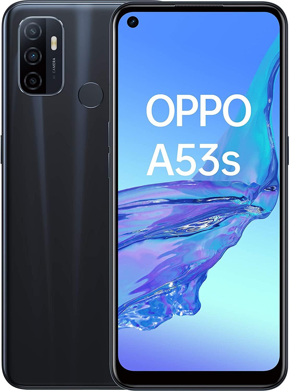 OPPO A53S 4GB/128GB Orange SIN permanencia con tarjeta prepago