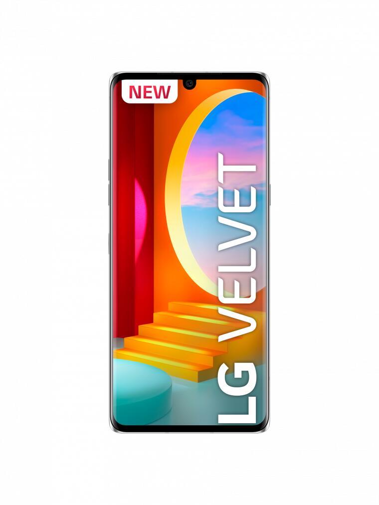 LG Velvet 4G solo 299€