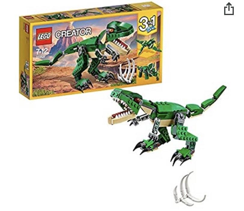 LEGO Creator - Grandes Dinosaurios