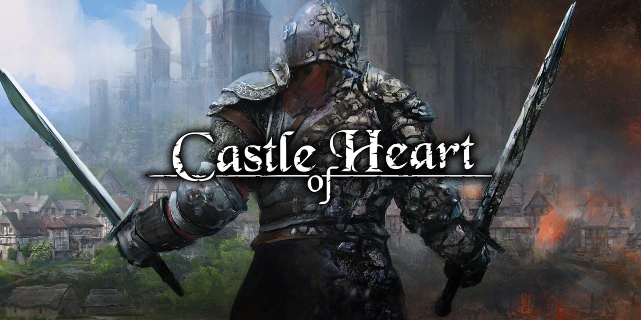 Castle of heart. Nintendo switch online España