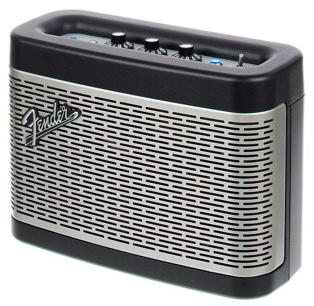 Fender Newport BLK Bluetooth Speaker