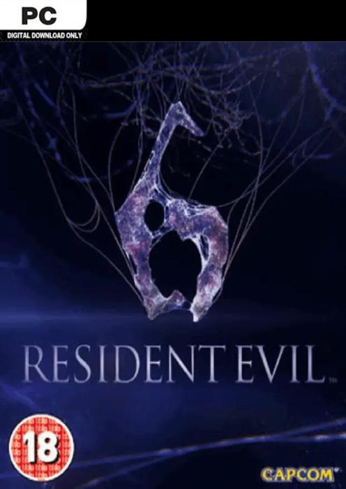 Resident Evil 6 (Steam) por solo 2,29€