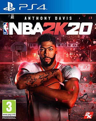 NBA 2K20 PS4 físico precio mínimo de Amazon.