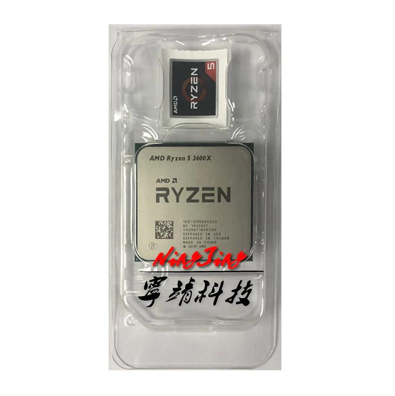 AMD Ryzen 5 3600X sin disipador (a estrenar)