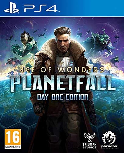 AGE OF WONDERS: PLANETFALL - DAY ONE EDITION [Importación francesa] para Playstation 4