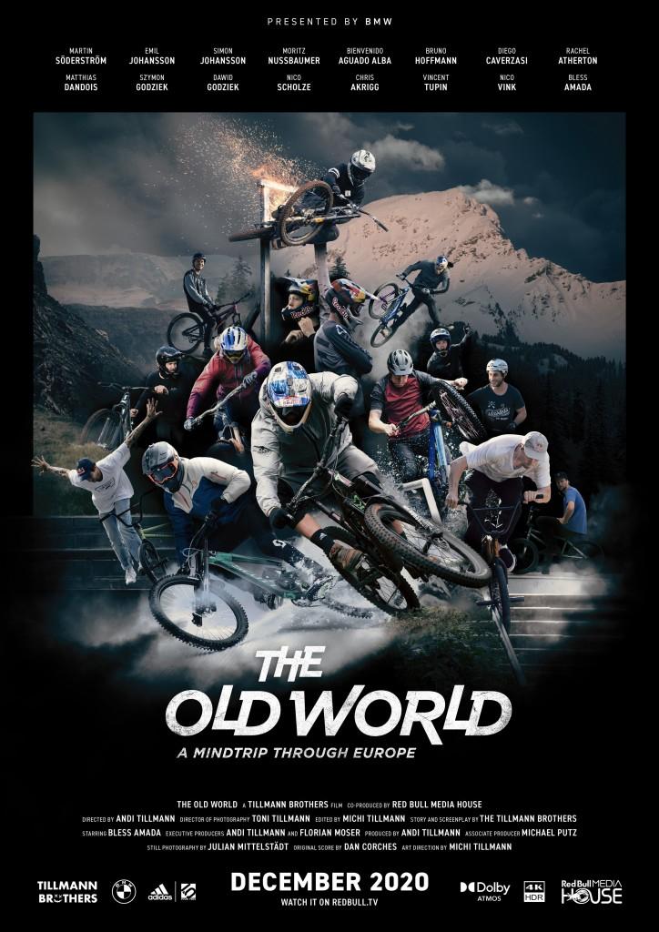 """Largometraje """"The Old World"""" (Gratis) - Largometraje de Mountain Bike producido totalmente en Europa"""