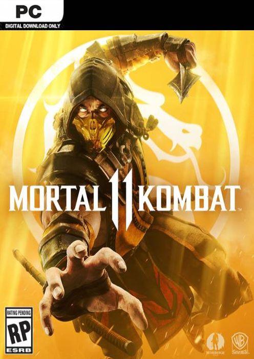 PC (STEAM): Mortal Kombat 11 por sólo 5,59€