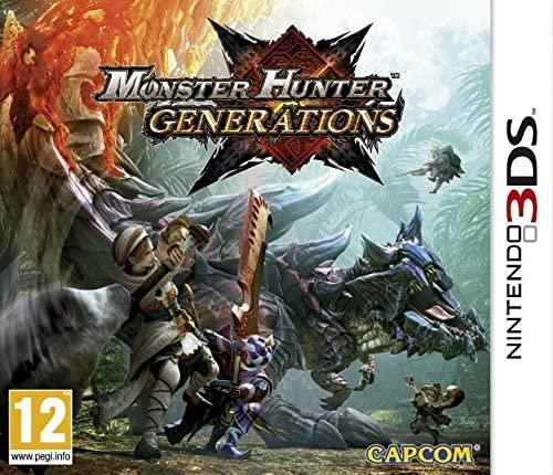 Juego para Nintendo 3DS Monster Hunter: Generation