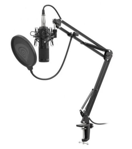 Genesis Radium 300 XLR Micrófono Dinámico Cardioide