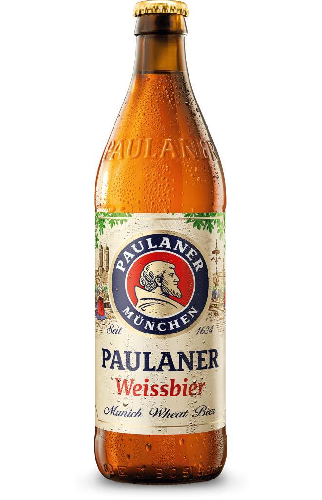 Paulaner 3x2 (0,86€ la unidad comprando 3)