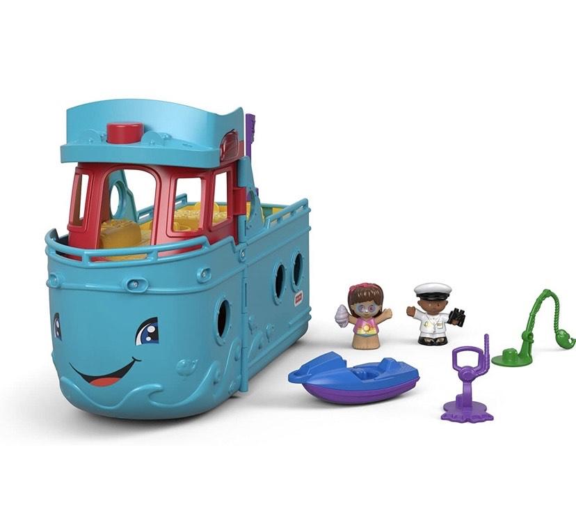 Fisher-Price Little People FXJ47 De plástico vehículo de Juguete - Vehículos de Juguete
